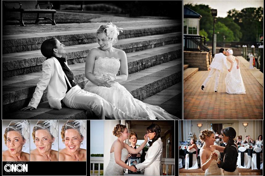 suffolk hilton riverfront hotel wedding photography