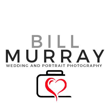 Affordable Virginia Beach Wedding Photographer Bill Murray logo